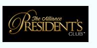 president's club logo